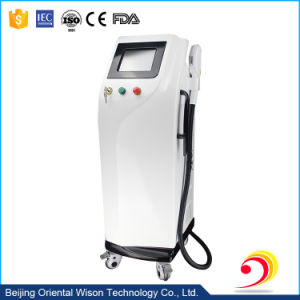 Vertical IPL Shr Hair Removal Beauty Machine pictures & photos