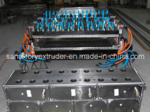 Plastic Extrusion Mould for WPC PVC Hollow Door Panel Board pictures & photos