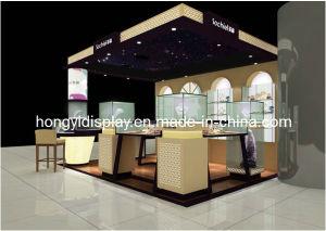 Jewelry Showcase, Jewelry Display Kiosk, Glass Showcase pictures & photos