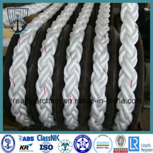 8 Strands Mooring Polypropylene Rope with Certificate pictures & photos
