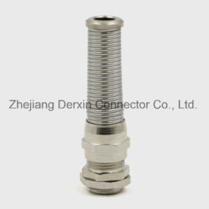 M12-M30 Factory Direct Supply Spiral Metal Cable Gland with pictures & photos