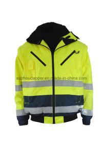 Hi-Vi Contrast Pilot Jacket (EUR018)