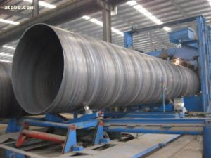 St50 Spiral Steel Pipe-Carbon Steel Tube