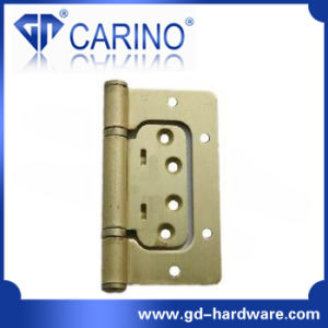 "(HY830) Flush Hinge 4"" Iron pictures & photos"