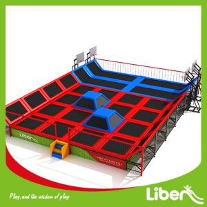 OEM and ODM Available Professional Trampoline for Children Fitness pictures & photos