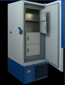 Med-Dw-Hl -86 Degree Upright Ultra Low Temperature Freezer pictures & photos