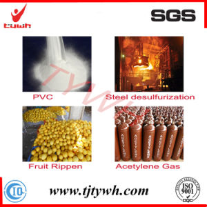 Acetylene Gas Calcium Carbide for Fruit Ripening pictures & photos