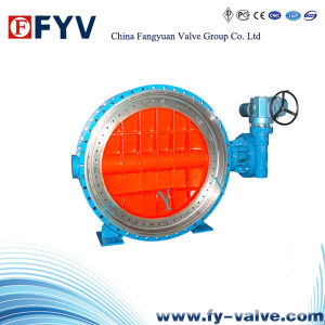 API Handle Wafer Type Butterfly Valve pictures & photos