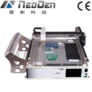 SMD Assembly Machine, Pick and Place Machine TM245p-Standard pictures & photos