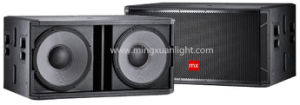 """Style Dual 18""""High Power Subwoofer System Speaker pictures & photos"""