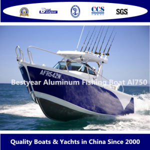 Aluminum Fishing Boat Al750 pictures & photos