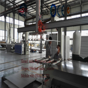 PVC Floor Sheet Machine pictures & photos