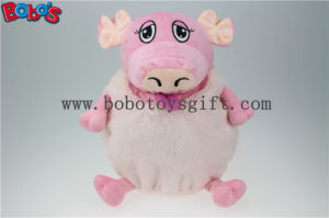 High Quanlity Plush Pig Animal Toy Children School Backpack pictures & photos