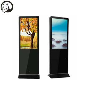 42-Inch Touch Screen Floor Standing LCD Advertising Player Digital Signage Display pictures & photos