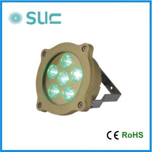 Brass RGB Swimming Pool Underwater Lights with Factory Price pictures & photos
