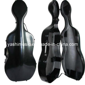 Carbon Fiber Cello Case (YSCC003)