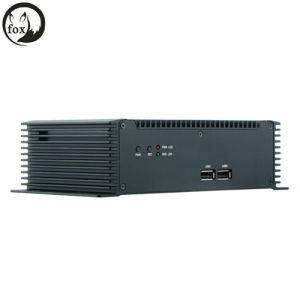Onboard AMD T56n Embedded Fanless PC with 2*Mini-Pcie pictures & photos