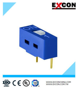 Made in China DIP Switch Excon RS-01-B Various Types with High Quality pictures & photos