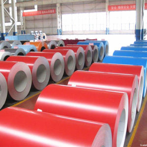 Full Hard Color Coating Steel PPGI PPGL Galvanized Steel Coil pictures & photos