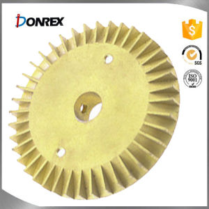 OEM Service Brass Precision Cast Impeller