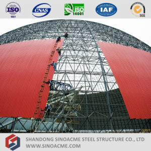 Sinoacme Large Span Space Frame Structure for Coal Storage pictures & photos