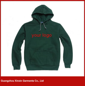 Wholesale Cheap Men Hooded Fleece Jacket (T56) pictures & photos
