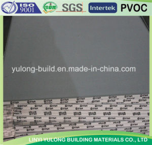 Shandong Factory That Produce PVC Gypsum Ceiling Tile pictures & photos