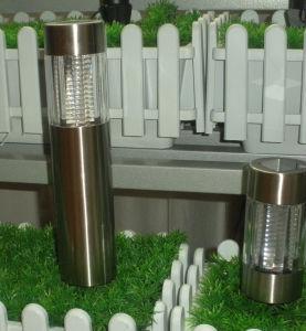 Stainless Steel Solar Bollard Light (Solar Garden Light) (FT01(46))