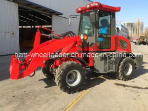 1.5ton Hzm915 Zl15 Small Front End Wheel Loaders with Euro3 Engine pictures & photos