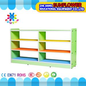 Wooden Toy Cupboard, Kids Kindergarten Furniture (XYH12137-3)