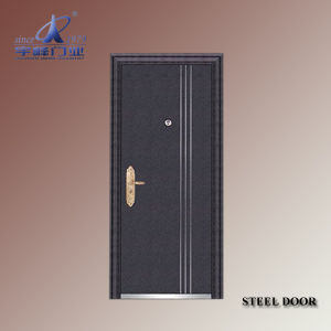 Iron Single Door Design-Yf-S122 pictures & photos
