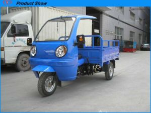 New Three Wheel Gas Cargo Motorcycle pictures & photos