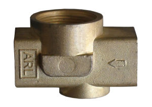 Solenoid Valve Body Made of Forged Brass pictures & photos