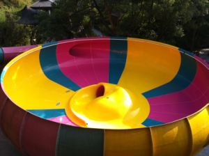 Super Bowl Water Slide, Water Park Equipment pictures & photos