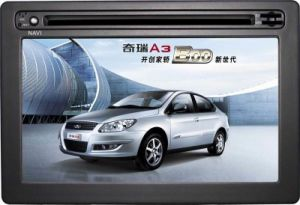 Touch Screen Special Car DVD Player for Chery A3 (new) with Bluetooth, GPS Navigation