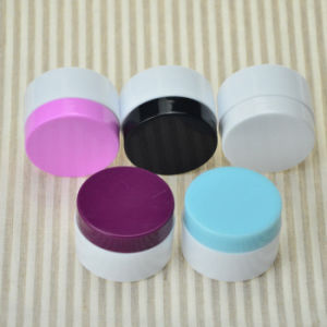 10g 20g 30g 50g 100g 150g 200g 250g Colorful Round Cosmetic Cream Jar Container pictures & photos