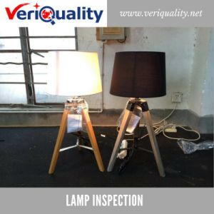Desk Lamp Quality Control Inspection Service at Anji. Zhejiang pictures & photos