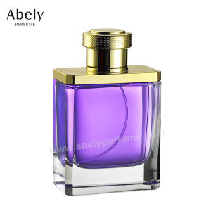 100ml Unique Luxurious Crystal Perfume Bottle with High Quality pictures & photos