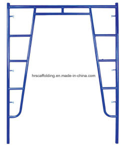 H Frame Scaffolding for Construction Q235 pictures & photos