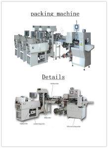 Automatic Pasta/Spaghetti Weighing Packing Machine with 2 Weighers pictures & photos