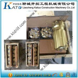 Kato T38 76mm Thread Rock Spherical Button Bit pictures & photos