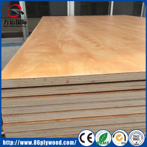 4X8 Bintangor Okoume Commercial Plywood Full Poplar Core pictures & photos