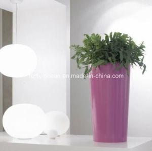 Fo-300 Round Fiberglass Flower Planter pictures & photos