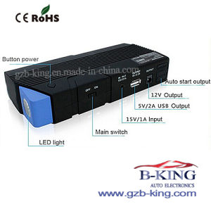 13600mAh High Quality Portable Jump Starter pictures & photos