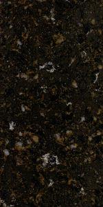 Kf-404 Marble Black Countertop Quartz Surface Stone