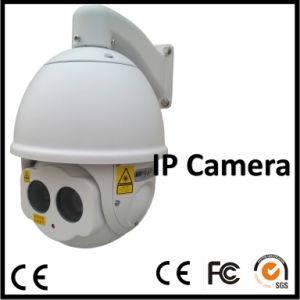 IR Scanner IP PTZ Night Vision Laser Camera pictures & photos
