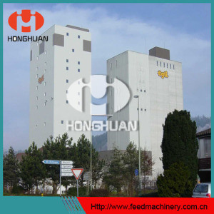 Poultry Feed Turn Key Project (10-30t/h) pictures & photos