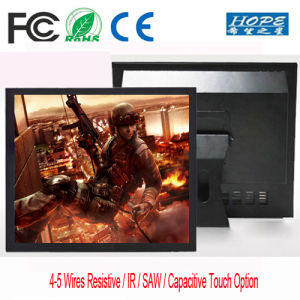 19 Inch Touch Screen LCD Monitor for 3m Game Machine pictures & photos
