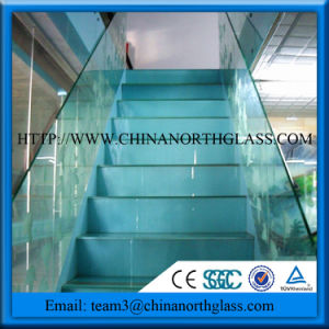 Tempered Railing Glass Hot Selling pictures & photos