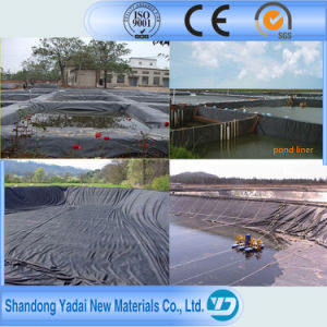for Groundsill Fish Farm Pond Liner HDPE Geomembrane pictures & photos